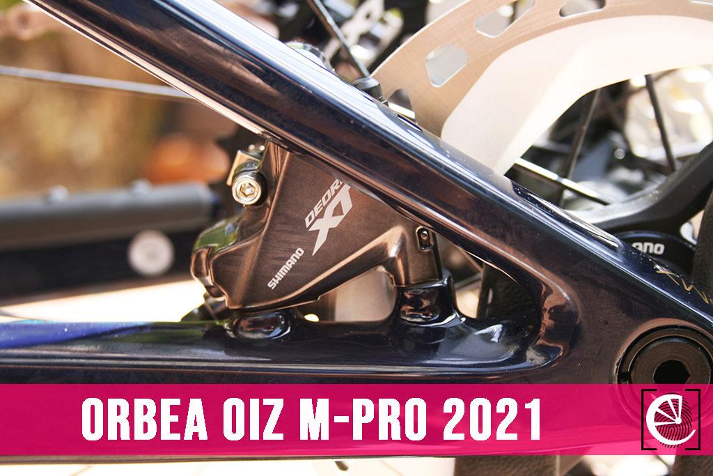 Orbea Oiz M-Pro 2021