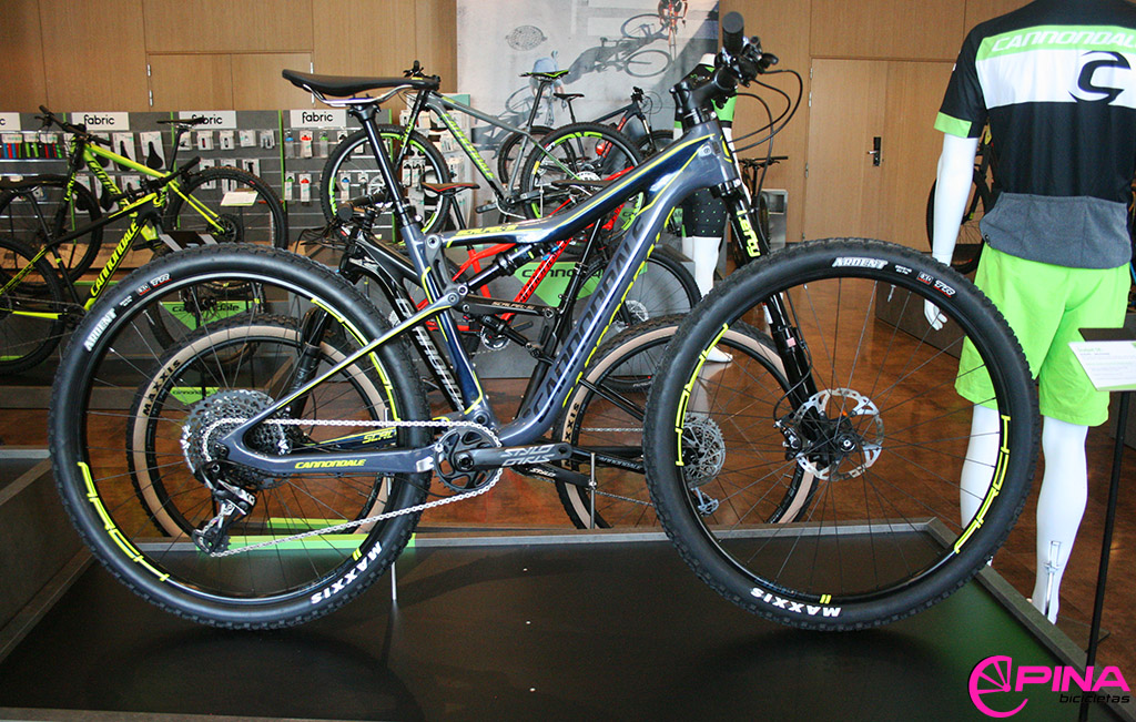Cannondale Scalpel 2018