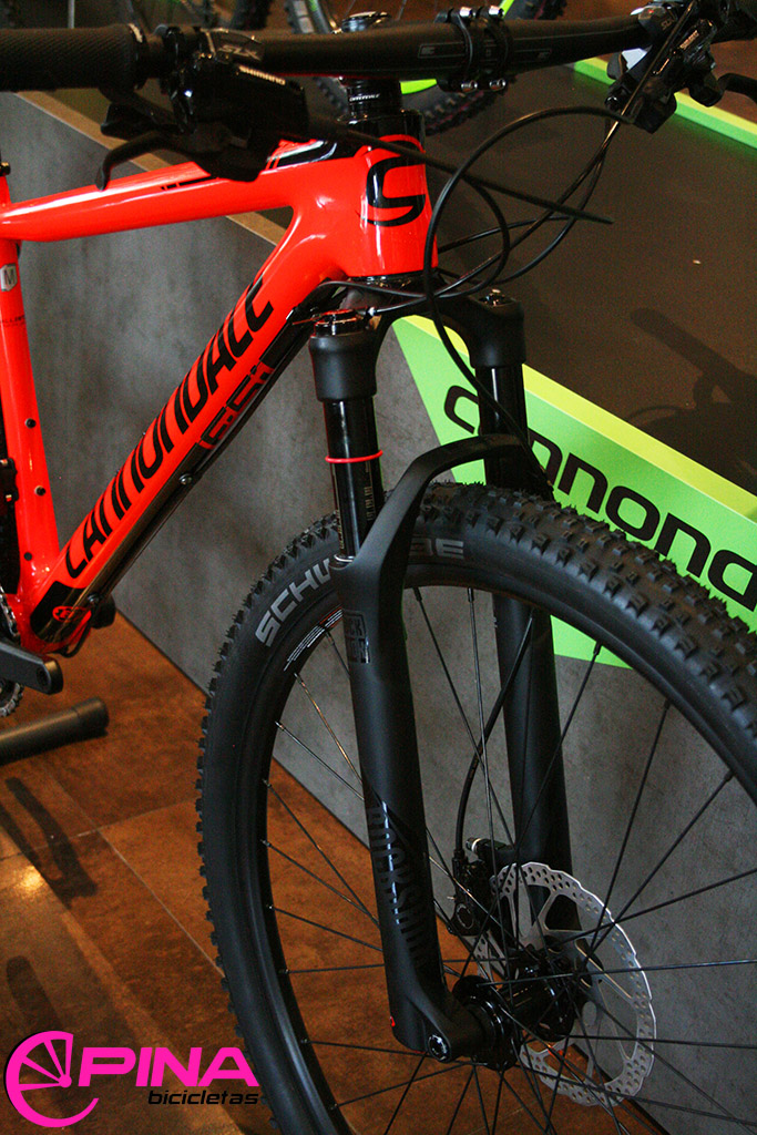 Cannondale F-Si 2018