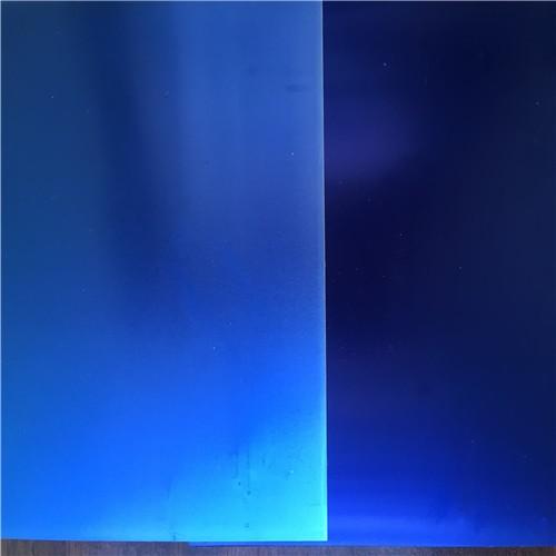 Azul oscuro-Azul claro
