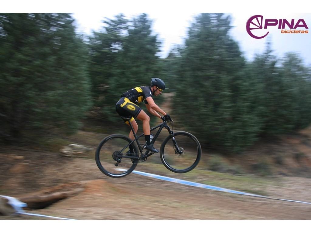 Vídeo Bicis Pina Fuente del Moro 2017 - Open XC CLM