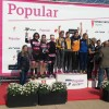 2º Puesto para el equipo feminino Bicis Pina - Tritoledo en el duatlón de Rivas