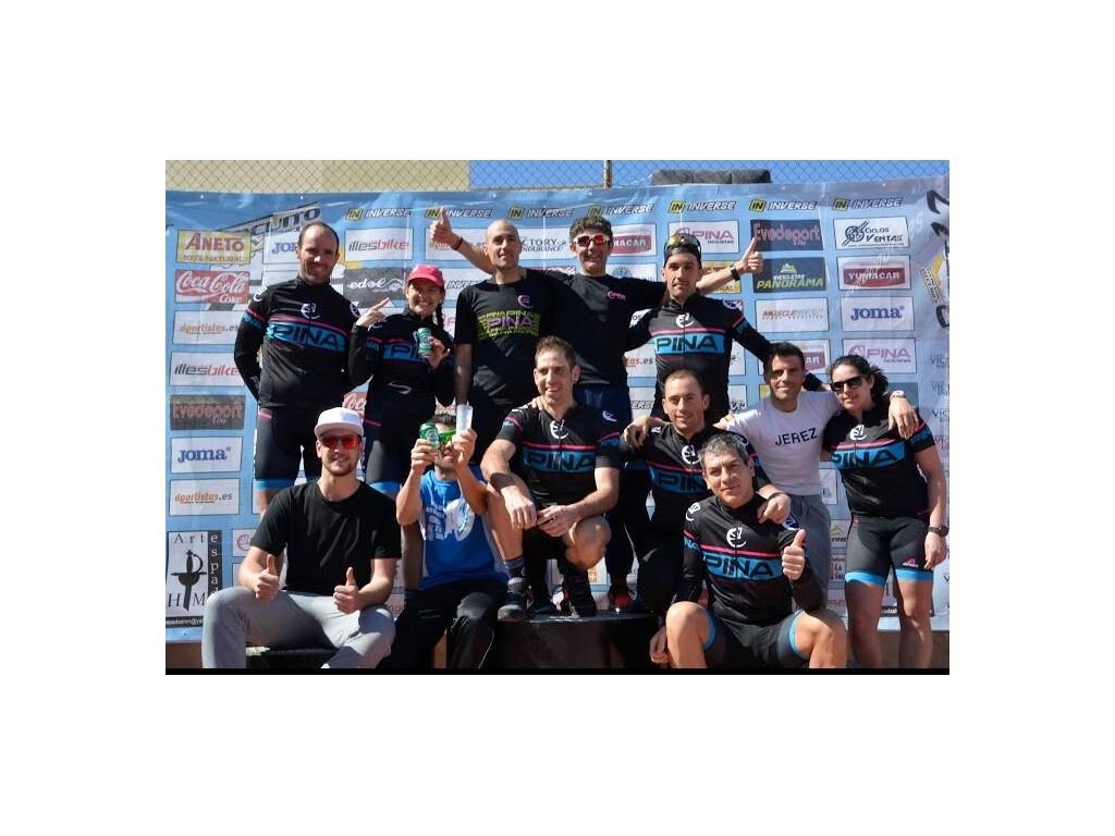 Crónica Pina Racing Team pureba de Albarreal de Tajo