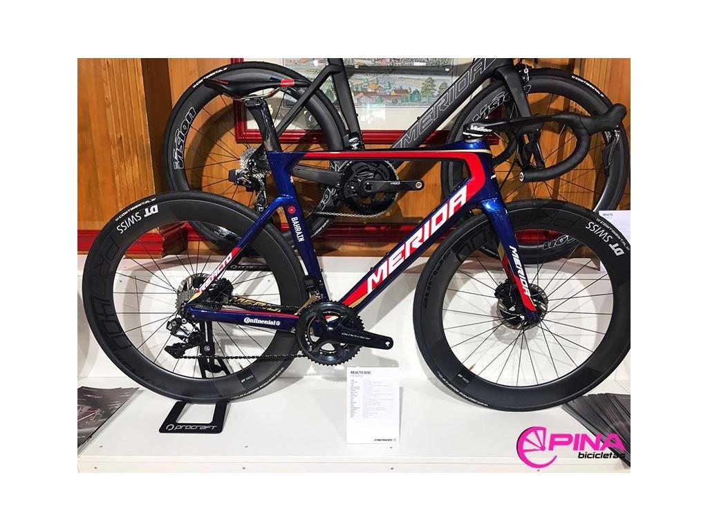 Presentacion bicicletas Merida 2018 -