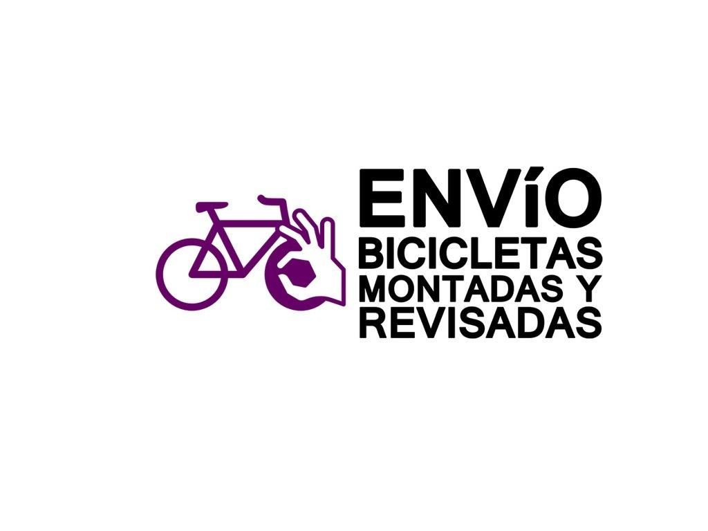 Enviamos tu bicicleta montada y revisada