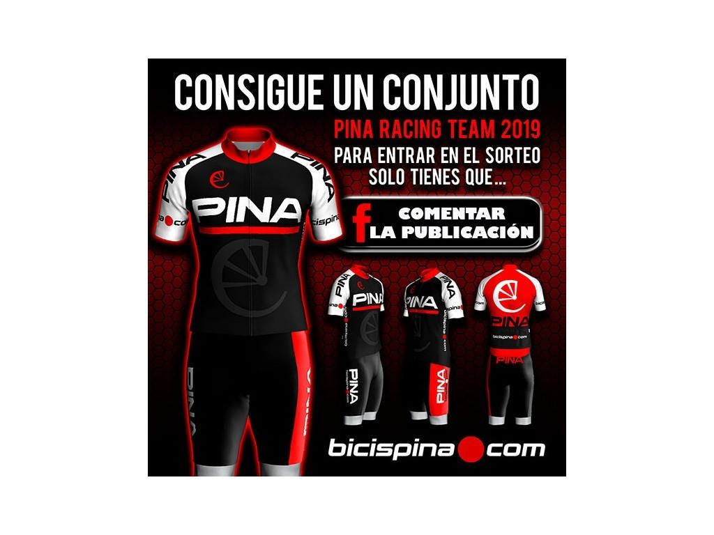 ¡Concurso/Sorteo Equipación Pina Racing Team 2019!