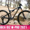 Nueva ORBEA OIZ M-PRO 2021