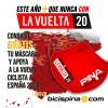 Consigue gratis tu mascarilla y apoya a La Vuelta