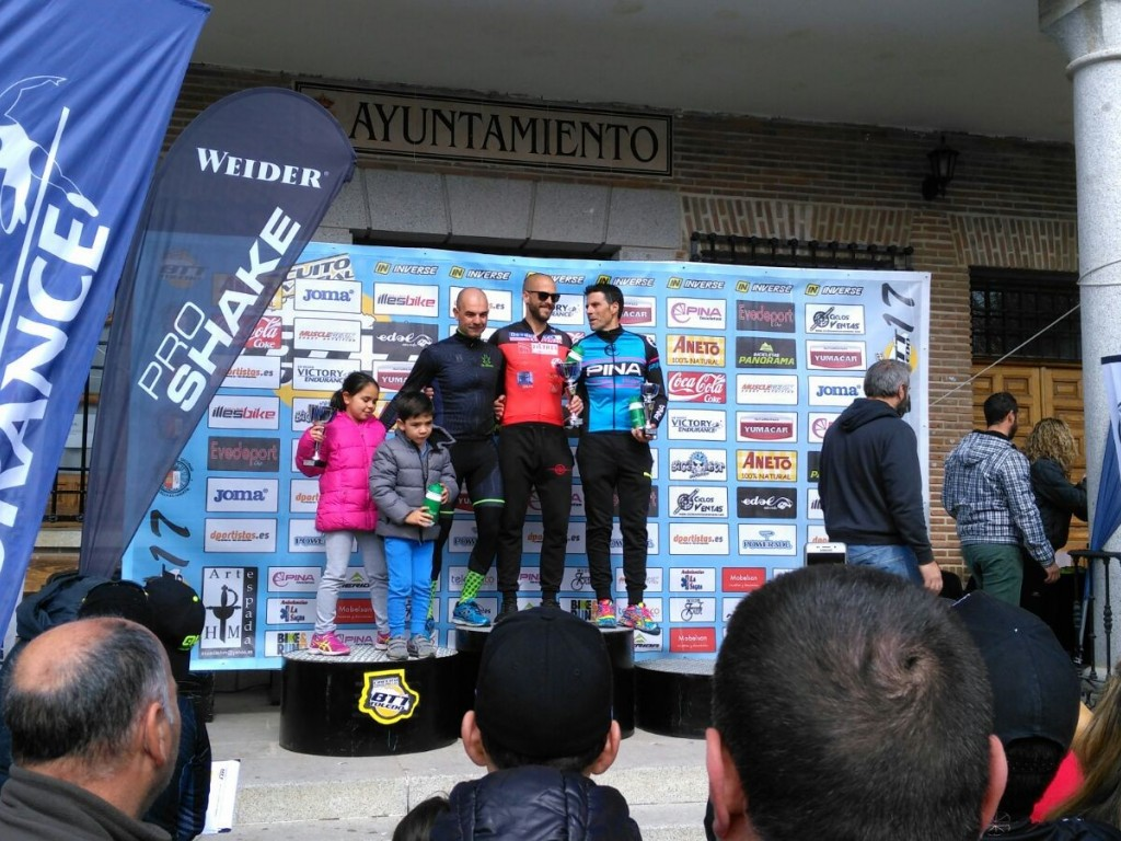 Crónica de Pina Racing Team I MTB Yunclillos 2017