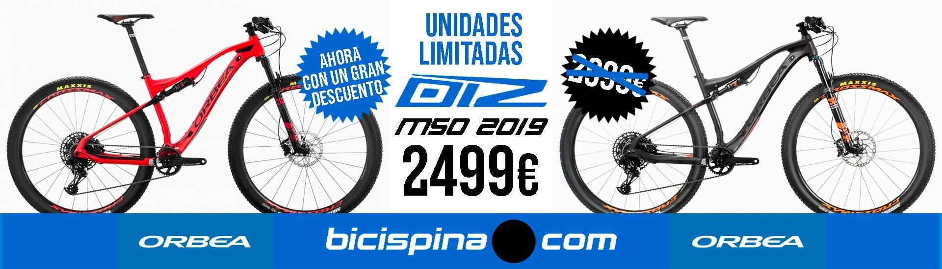 Orbea M50 2019 Oferta